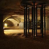 Schlossberghöhlen in Homburg